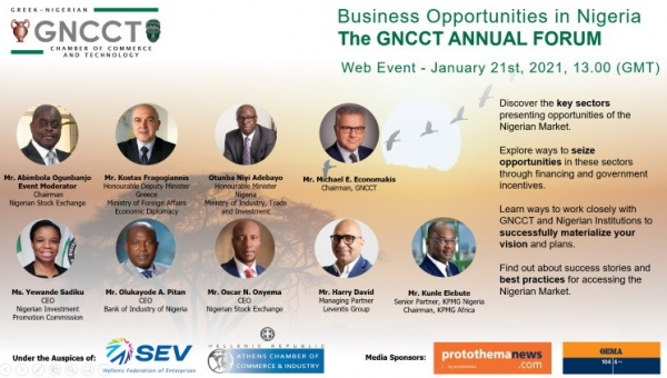 BUSINESS OPPORTUNITIES IN NIGERIA